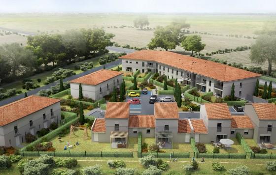 Etude thermique logements collectifs Cugnaux