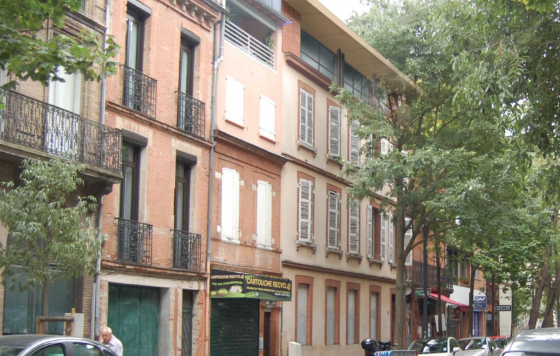 Surélévation et création d'un logement