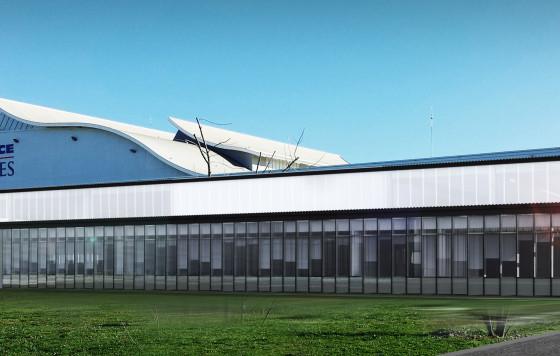 AIT Menuiserie Site Airbus