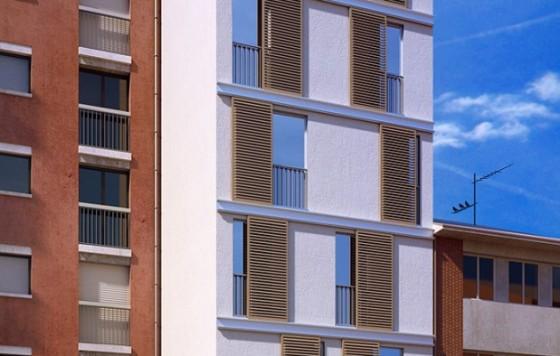 Projet de logements collectifs à Toulouse
